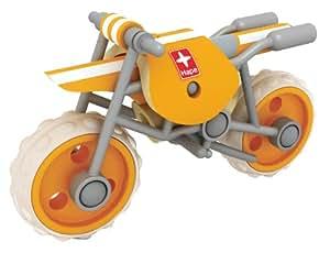 Hape E-Moto Bamboo Motorcycle