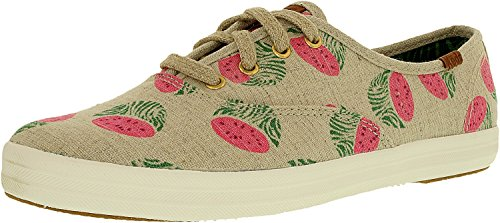 keds-womens-champion-fruity-animals-fashion-sneaker-natural-pineapple-6-m-us