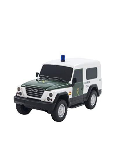 Color Baby Coche Radio Control Iveco Guardia Civil 1:24