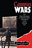 img - for Campus Wars: The Peace Movement At American State Universities in the Vietnam Era [Paperback] [1994] Kenneth J. Heineman book / textbook / text book