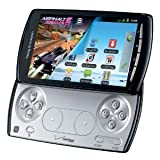 VERIZON WIRELESS CELL PHONE SONY ERICSSON XPERIA PLAY SMART PHONE NO CONTRACT REQUIRED IN ORIGINAL BOX WORKS ON VERIZON WIRELESS OR PAGE PLUS NETWORK ONLY R800 R800X