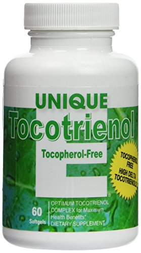 A.C. Grace - Unique E Tocotrienol Complex Tocopherol Free - 60