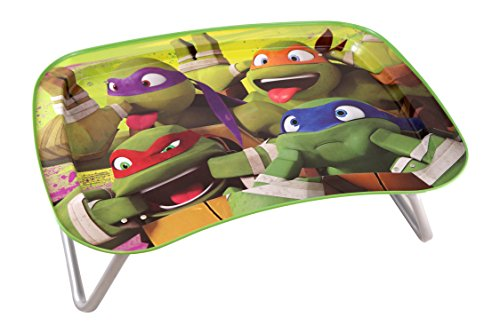 JayBeeCo Teenage Mutant Ninja Turtles Children's Multipurpose Snack Activity Tray (Lap Trays Kids compare prices)