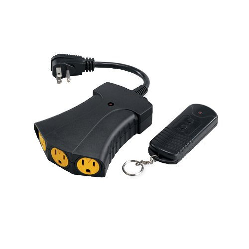 Master Electrician  RC-012-1-TR-009  Heavy Duty  Remote Control Power Hub (Strip Master compare prices)