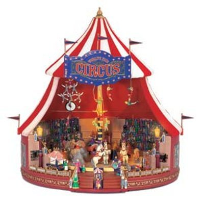 Mr. Christmas Gold Label World's Fair Big Top