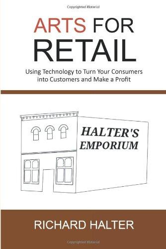 Artes para Retail: utilizando la tecnología para convertir sus consumidores en clientes y obtener un beneficio