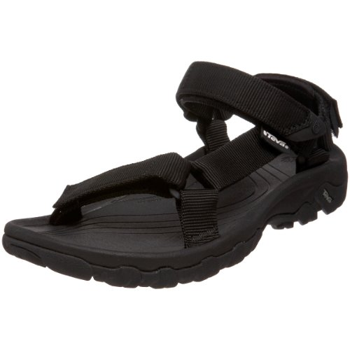 [テバ] Teva W Hurricane XLT 4176 BLK (BLACK/US7)