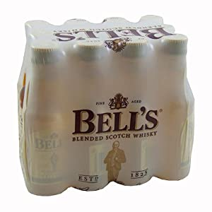 Bells Original Blended Scotch Whisky 5cl Miniature - 12 Pack from Bells