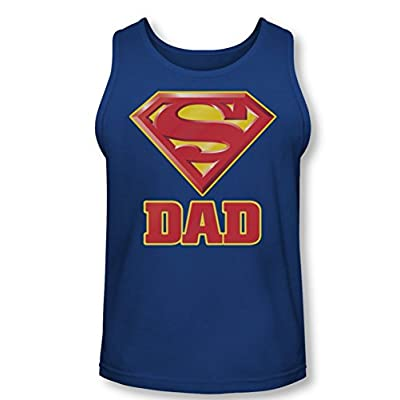 Superman: Super Dad Tank Top