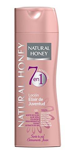 NATURAL HONEY - 7en1 BENEFICIOS loción corporal 330 ml-unisex