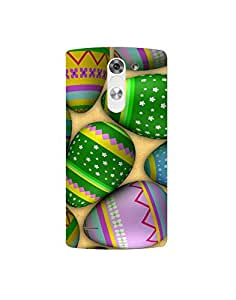 LG G3 Styles ht003 (195) Mobile Case from Mott2 - Shells Stones Colorful Cute (Limited Time Offers,Please Check the Details Below)