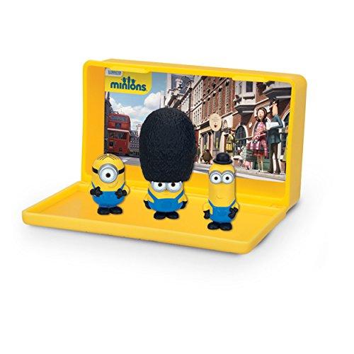 Minions Micro Minion Playset - British Minions - 1