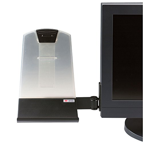 3M Flat Panel Mounted Document Holder, (DH445)