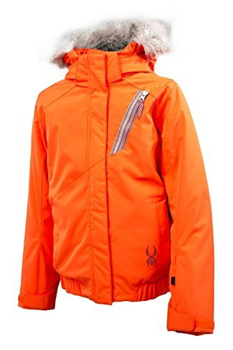 Spyder Mädchen Girls Lola Jacket Skijacke 2014/2015 Rot Gr. 140 (10) #SP323A jetzt kaufen