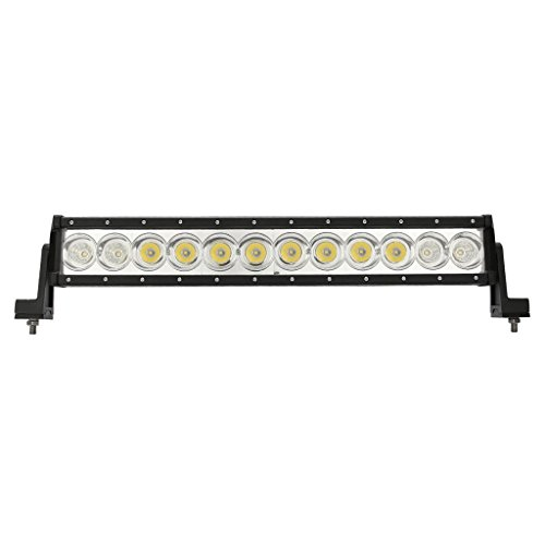 23inch 120W Curved CREE LED Work Light Bar Spot Flood Offroad SUV Truck 4WD Ford