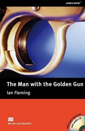 MR (U) The Man with the Golden Gun Pack (Macmillan Readers 2013)