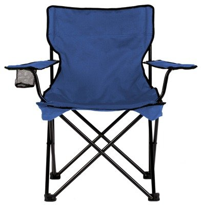 Travelchair C Series Rider Folding Chair, Blue
