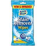 Fabric Magic Stain Remover Wipes - 30 wipes