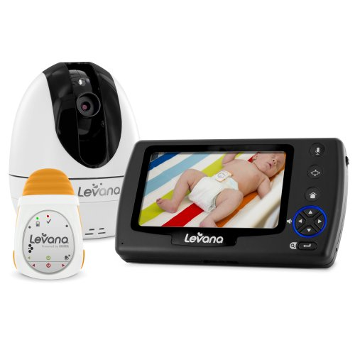 Levana Wireless Video Baby Monitor front-927308