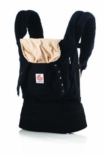Lowest Prices! ERGObaby Original Baby Carrier, Black/Camel