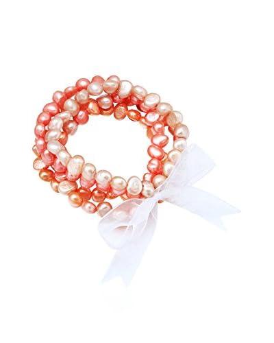 Nova Pearls Copenhagen Pulsera  Rojo