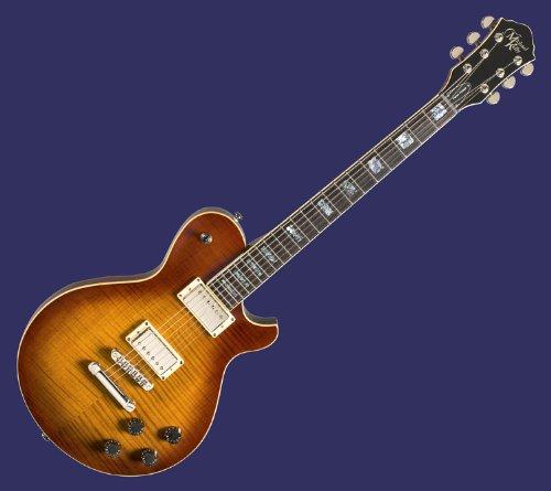 buy cheap new pro michael kelly patriot vintage electric guitar on sale guitars. Black Bedroom Furniture Sets. Home Design Ideas