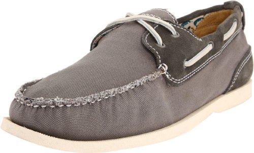 Rockport Men's Coastal Springs 2 Eye Boat Griffin Boat Shoe K61901  9.5 UK , 44 EU , 10 US