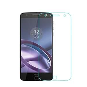 Newlike [Anti Glare] [scratch Proof] Tempered Glass For Motorola Moto Z Play
