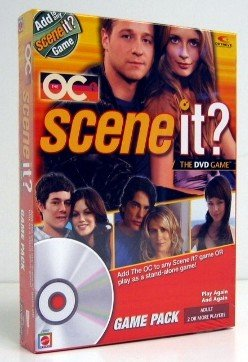 Scene It? The OC Super DVD Game Pack
