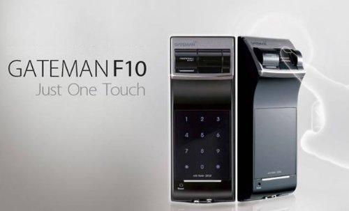 GATEMAN F10 Digital door lock 指紋認証 電子ロック 【並行輸入品】