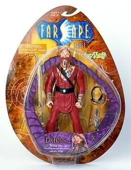 Farscape Special Edition > DArgo (Til The Blood Runs Clear) Action Figure - 1