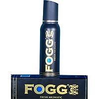 Fogg Fresh Aromatic Body Spray - 120 Ml (For Men) (Pack Of 2)