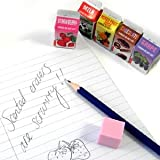Scented Erasers Pk 5