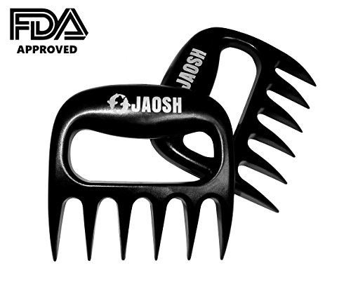 Check Out This Bear Claw - Jaosh set of (2) Meat Claws - Meat Shredder for Barbecue Pork, Chicken, a...