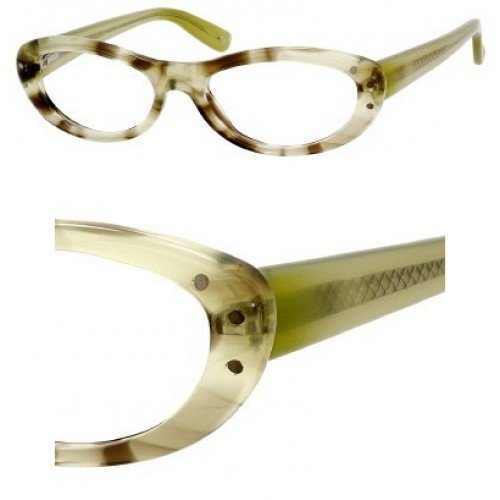 Bottega Veneta Bottega Veneta 204 Eyeglasses Color 042K 00