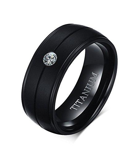 vnox-8mm-mens-pure-titanium-cubic-zirconia-comfort-fir-wedding-engagement-band-ring-black-uk-size-x-