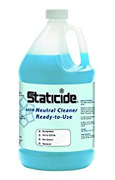 ACL Staticide 4030-1 Ready to Use Neutral Cleaner, 1 Gallon Bottle