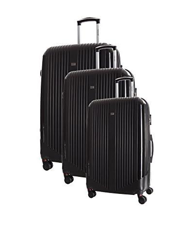 TravelOne Set 3 Trolley Rigido