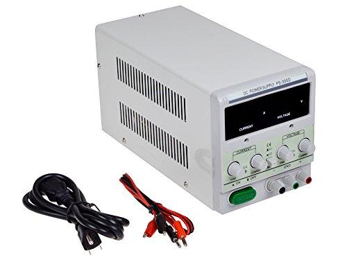 Precision Variable Adjustable 30V 5A Dc Power Supply Digital Regulated Lab Grade