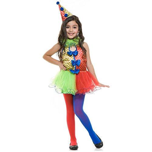 Giggles The Clown Child Costume
