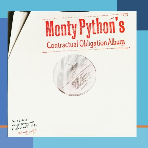 Monty Python - Contractual Obligation Album - Zortam Music