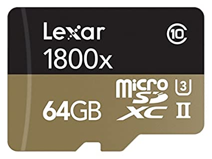 Lexar-Professional-1800x-64GB-MicroSDXC-UHS-II-Memory-Card-(With-USB-3.0-Reader)