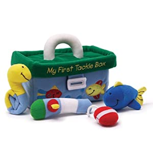 Gund Playset My First Tackle Box 7.5