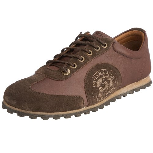 Panama Jack Men's Norton Lace-Up Brown N202 6 UK