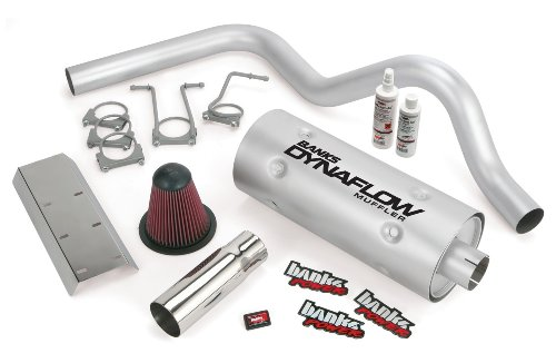 Banks Power 49470 Stinger System; Performance System; For 1997-2004 Ford 6.8L MH-C; E-350; Incl. Banks Ram-Air Filter/Ottomind Engine Cal. Module/Monster Exhaust;