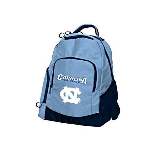 Lil Fan Collegiate Diaper Backpack Collection, North Carolina Tar Heels - 1