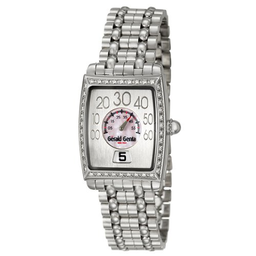 Gerald Genta Solo Retro Women's Quartz Watch RSO-S-10-321-B1BDS01