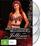41UCTJEJXSL. SL160  Instructional Bellydance with Jillina: Level 1, 2, & 3