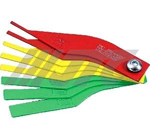 Amazon.com: Brake Feeler Gauge Measure Pad Thickness Tool Set: Home