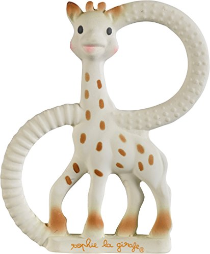 Sophie The Girafe Teething Ring - Extra Soft